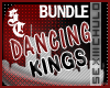 [N.Y]DANCING KINGS BUND]