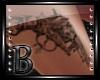 {A} Gun Tattoo ( RL )