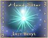 Hand Star – L Beryl