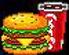 [KK] Burger and Coke