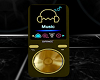 Goldherz MP3 Player