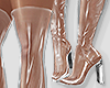 I│Clear High Boots