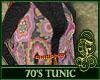 70's Tunic Gray