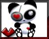(V) Stitches Panda Doll