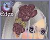 EDEN Hair Roses Antique