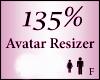Avatar Resize Scaler 135