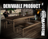 MRW|French Kitchen Table