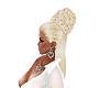 blonde diamant rouge