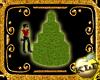 KLF Spiral Shrub Topiary