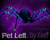 Gem Spider Pet, Left