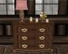 Redwood Antique Dresser