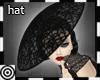 *m Vintage Glamour Hat