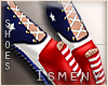[Is] US 4th July Shoes