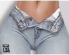 ❥ Rll Kim Jeans.