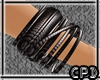 !CPD! Black Ribbed *R
