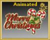 Merry Christmas Canes