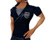 Blue Dodge Polo Shirt