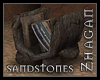 [Z] Sandstone Paper Rack