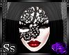 Ss::Goth Lace Mask