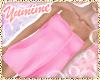 [Y] Pink Towel Wrap
