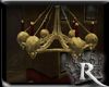 [RB] Bone Chandelier