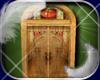 .+. Antique Wooden Door
