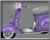 *P Purple Scooter Ani