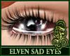 Elven Sad Unisex Violet