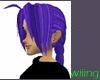 Edward in purple