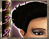 E Hair: Amber's Bun