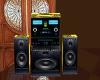 yellow topaz stereo