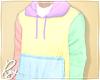Pastel Colors Hoodie