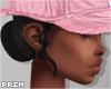 Hat Hair Bun Black