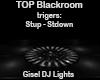 Top DJ Black Room