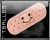 Band aid sticker