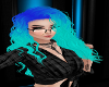 Light| Mermaid Blue