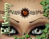 ~E- Amber Sun Headdress