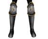 Gothic Armour Boots