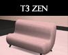 T3 Zen Sakura Euro Couch