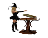 Halloween Witch's Book