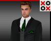 Santino Full Suit Green