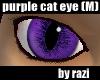 Cat Eyes - Purple (M)