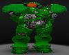 Terran Marine Helm Green