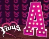 Y. Letter A ♥