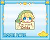 I'm not ZELDA  [DON]