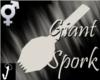 [J-O]Giant Spork