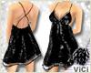 ! Vici-Sexy Sequin Black