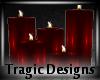 -A- Candle Set