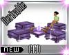 [CCQ]A:Sofa Set w/Poses