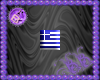 Greece Flag Bling